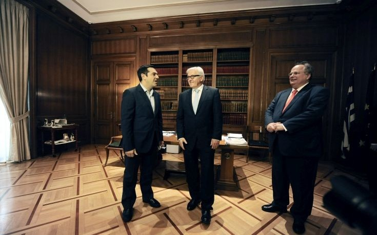 tsipras stainmager kotzias