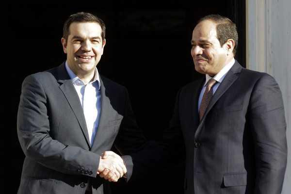 tsipras al sisi