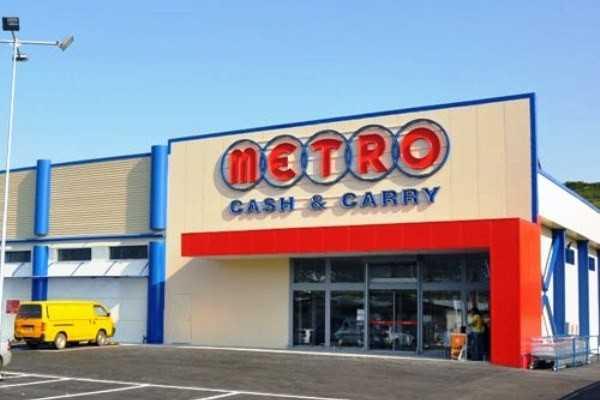 metro super market
