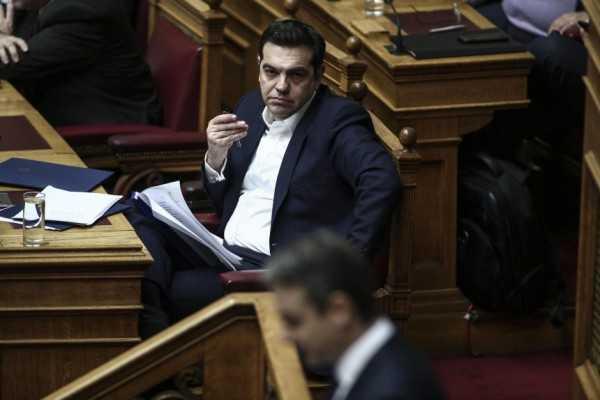 tsipras - mitsotakis