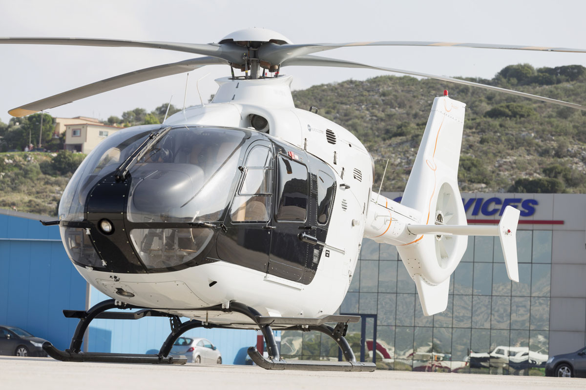 D-HPSC EUROCOPTER EC135 HELISTAR