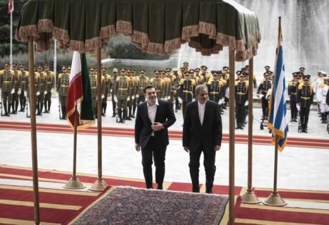 Συνεργασία Ελλάδας-Ιράν