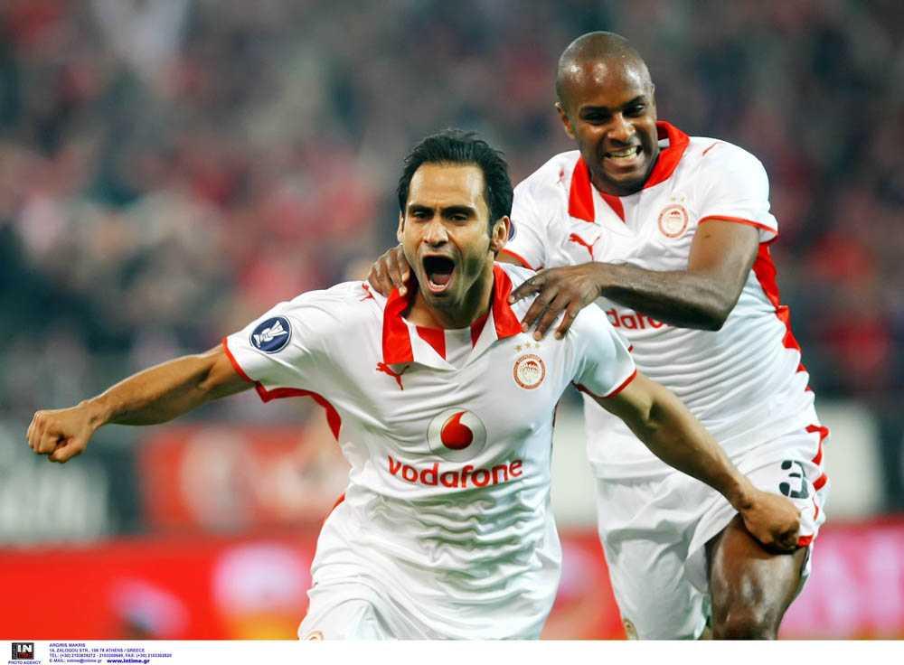 ÐÁÔÓÁÔÆÏÃËÏÕ ÍÔÏÌÉ / ÏËÕÌÐÉÁÊÏÓ - ÌÐÅÍÖÉÊÁ (ÏÕÅÖÁ 2008) PATSATZOGLOU DOMI / OLYMPIAKOS - BENFICA (UEFA 2008)